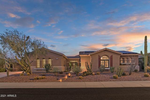 3054 W Morse Court, Anthem, AZ 85086 (MLS #6179534) :: Balboa Realty