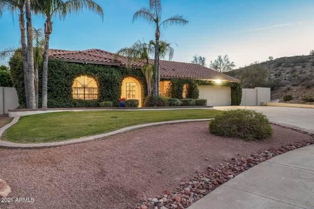 3417 E Rockledge Road, Phoenix, AZ 85044 (MLS #6179567) :: The Riddle Group