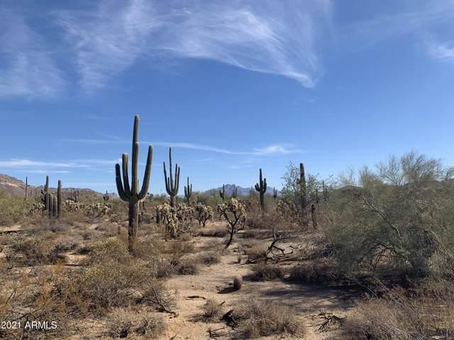 2420 N Usery Pass Road, Mesa, AZ 85207 (MLS #6179573) :: The Helping Hands Team