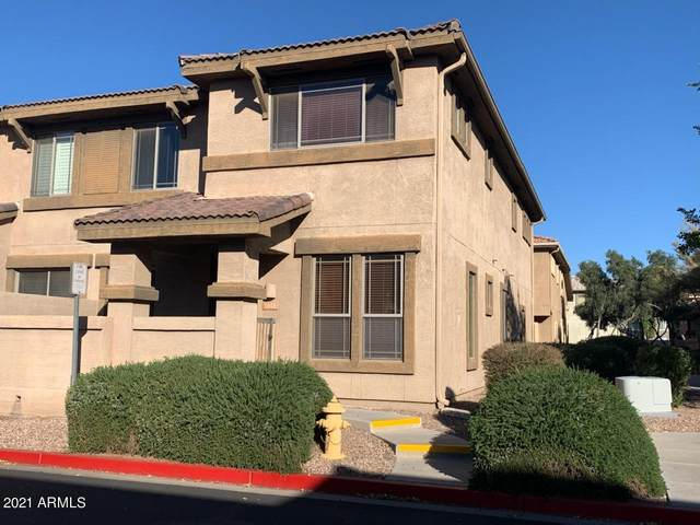 1225 N 36TH Street #1041, Phoenix, AZ 85008 (MLS #6179587) :: Keller Williams Realty Phoenix
