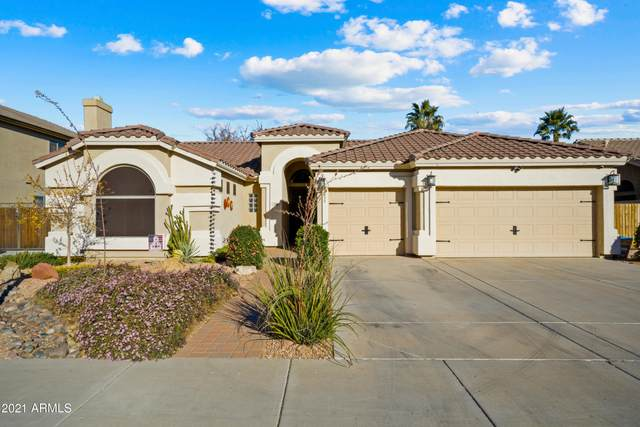 7018 W Morning Dove Drive, Glendale, AZ 85308 (MLS #6179648) :: Yost Realty Group at RE/MAX Casa Grande
