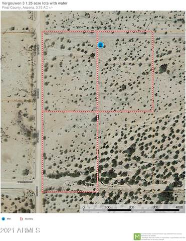 0 W Maple Lot V,W,& N Road, Maricopa, AZ 85139 (MLS #6179658) :: The Daniel Montez Real Estate Group
