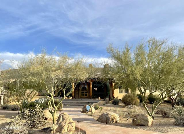 5939 E Whitethorn Place E, Carefree, AZ 85377 (MLS #6179677) :: Yost Realty Group at RE/MAX Casa Grande