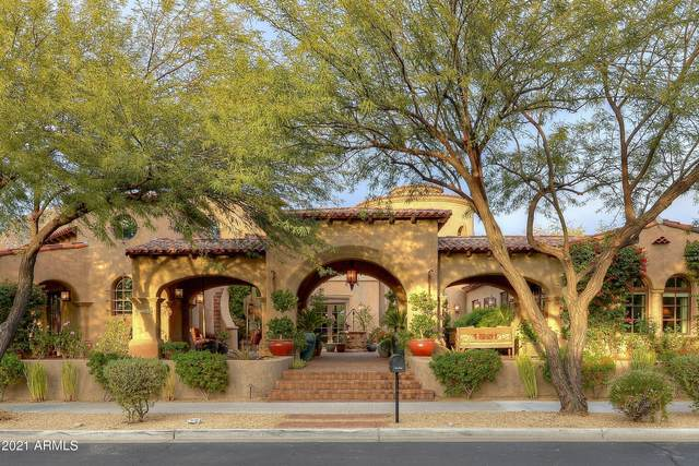 10194 E Mountain Spring Road, Scottsdale, AZ 85255 (MLS #6179684) :: Klaus Team Real Estate Solutions