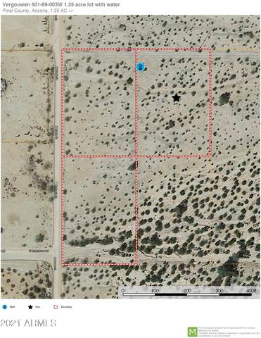 0 W Maple Road, Maricopa, AZ 85139 (MLS #6179687) :: The Riddle Group