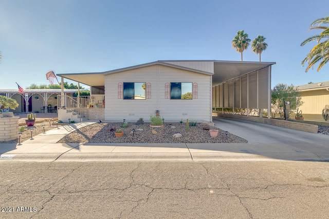 5529 E Harmon Circle, Mesa, AZ 85215 (MLS #6179701) :: The Daniel Montez Real Estate Group