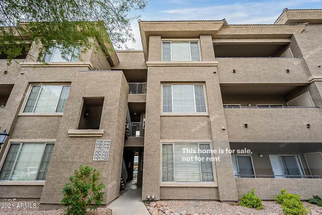 1720 E Thunderbird Road #2122, Phoenix, AZ 85022 (MLS #6179715) :: Maison DeBlanc Real Estate