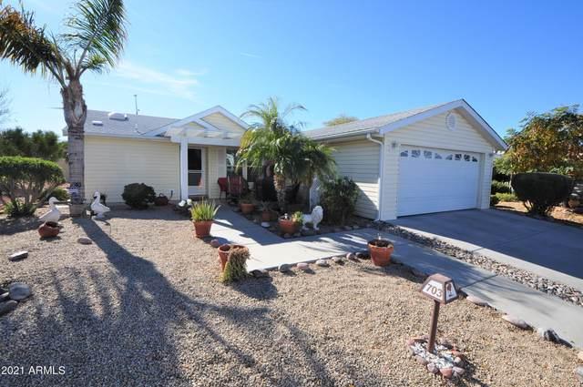 2550 S Ellsworth Road #703, Mesa, AZ 85209 (MLS #6179744) :: Maison DeBlanc Real Estate