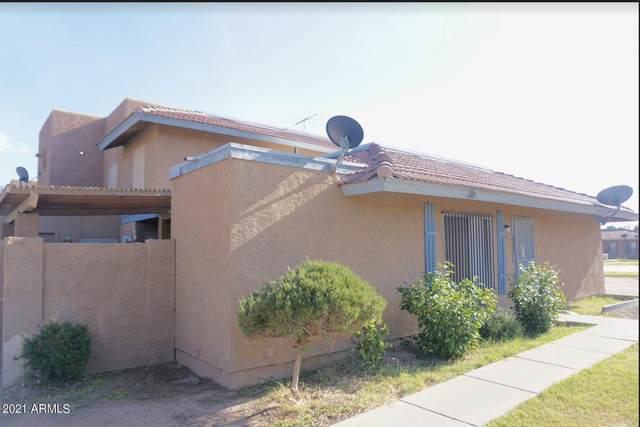 6943 W Devonshire Avenue #1353, Phoenix, AZ 85033 (MLS #6179751) :: The Laughton Team