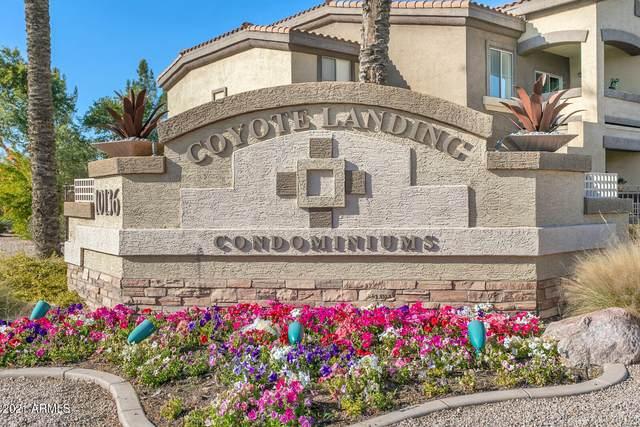 10136 E Southern Avenue #2063, Mesa, AZ 85209 (MLS #6179753) :: Maison DeBlanc Real Estate