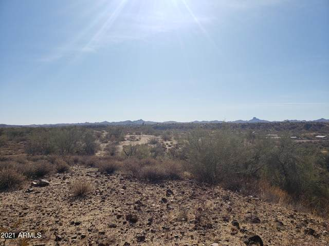 00 Grantham Hills Trail 8G&H, Wickenburg, AZ 85390 (MLS #6179763) :: Long Realty West Valley