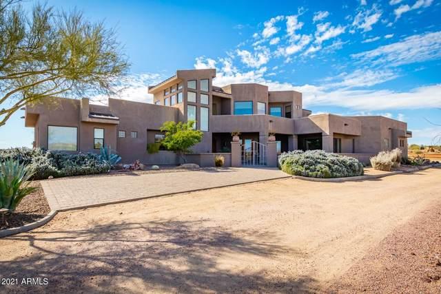 14021 E Milton Court, Scottsdale, AZ 85262 (MLS #6179782) :: Yost Realty Group at RE/MAX Casa Grande