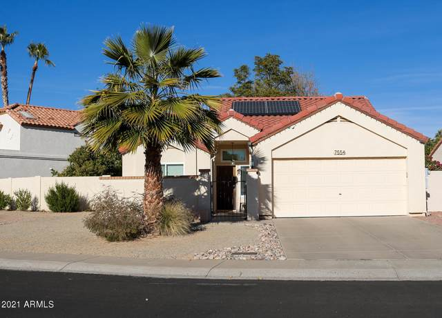 7554 W Kimberly Way, Glendale, AZ 85308 (MLS #6179800) :: Yost Realty Group at RE/MAX Casa Grande