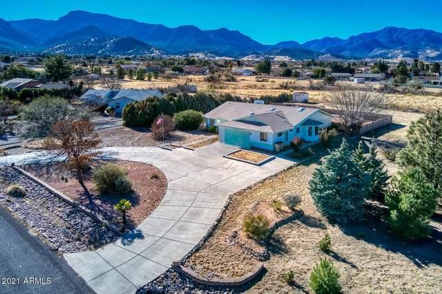 4530 S Shoshoni Avenue, Sierra Vista, AZ 85650 (MLS #6179815) :: Yost Realty Group at RE/MAX Casa Grande
