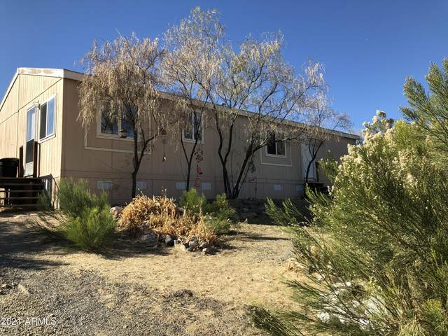 20885 E Prickly Pear Drive, Mayer, AZ 86333 (MLS #6179841) :: Homehelper Consultants