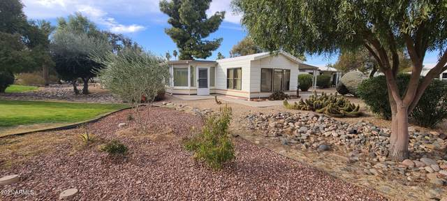 17200 W Bell Road #2109, Surprise, AZ 85374 (MLS #6179868) :: Maison DeBlanc Real Estate