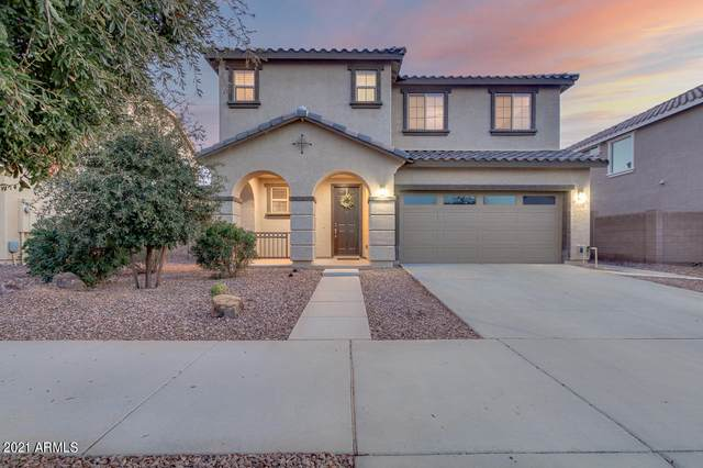 21261 E Cherrywood Drive, Queen Creek, AZ 85142 (MLS #6179880) :: The Property Partners at eXp Realty