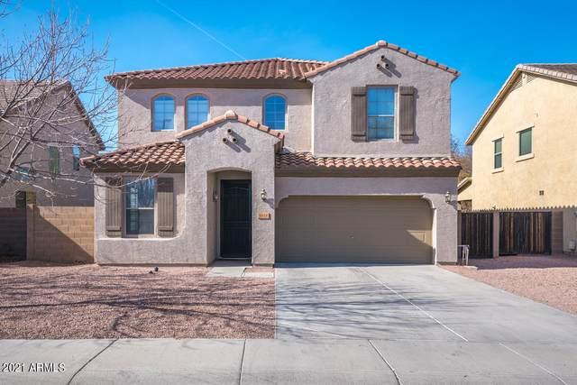 5018 S Stonecreek Boulevard, Gilbert, AZ 85298 (MLS #6179897) :: My Home Group
