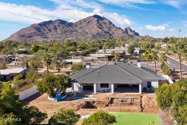 5641 N 69TH Place, Paradise Valley, AZ 85253 (MLS #6179912) :: Executive Realty Advisors