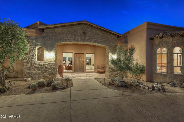 7267 E Juniper Village Drive, Gold Canyon, AZ 85118 (MLS #6179919) :: Nate Martinez Team