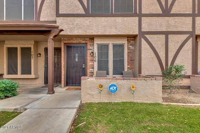 8111 W Wacker Road #106, Peoria, AZ 85381 (MLS #6179942) :: Arizona Home Group