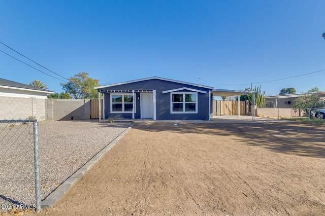 2249 N Mesa Drive, Mesa, AZ 85201 (MLS #6179982) :: Maison DeBlanc Real Estate