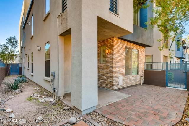 615 E Portland Street #177, Phoenix, AZ 85004 (MLS #6179985) :: Devor Real Estate Associates