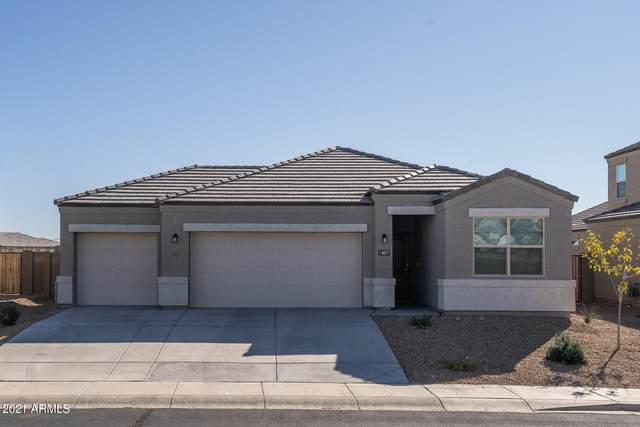 4017 N 306TH Lane, Buckeye, AZ 85396 (MLS #6180007) :: The Daniel Montez Real Estate Group