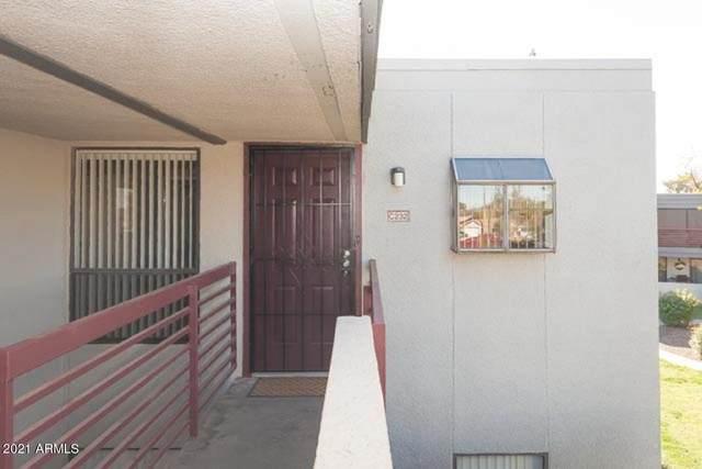 3420 W Danbury Drive C232, Phoenix, AZ 85053 (MLS #6180029) :: Maison DeBlanc Real Estate