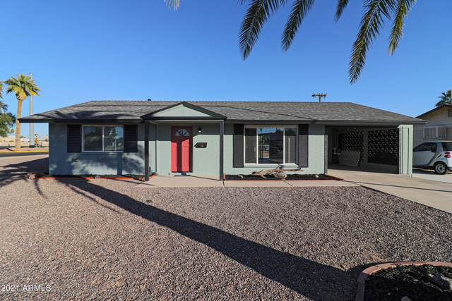 12041 N 103RD Avenue, Sun City, AZ 85351 (MLS #6180065) :: Nate Martinez Team