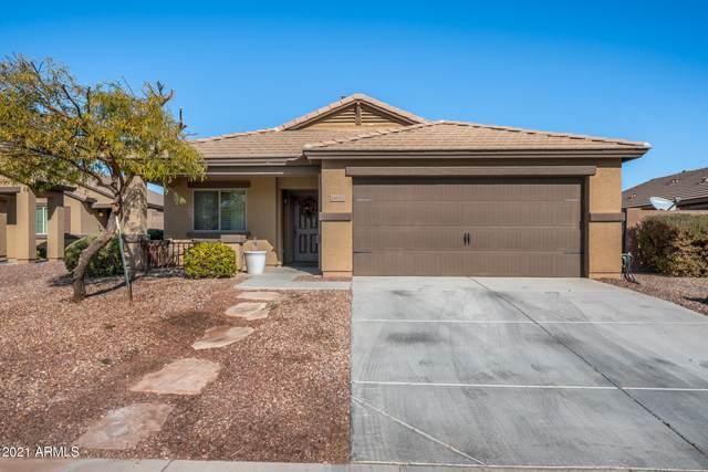 18652 W Larkspur Drive, Goodyear, AZ 85338 (MLS #6180069) :: Executive Realty Advisors