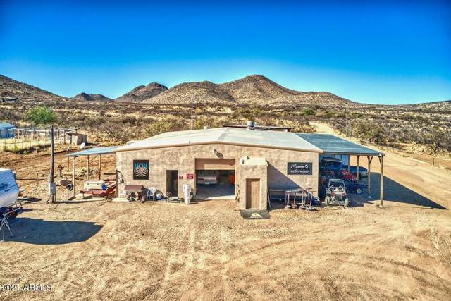 875 W Main Chance Road, Tombstone, AZ 85638 (MLS #6180105) :: Yost Realty Group at RE/MAX Casa Grande