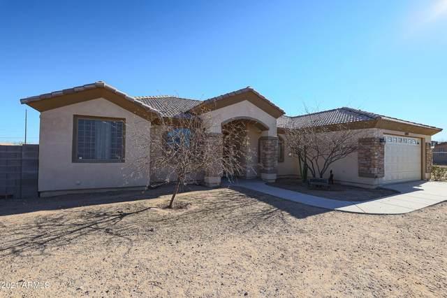 12827 S Hermit Road, Buckeye, AZ 85326 (MLS #6180108) :: Yost Realty Group at RE/MAX Casa Grande