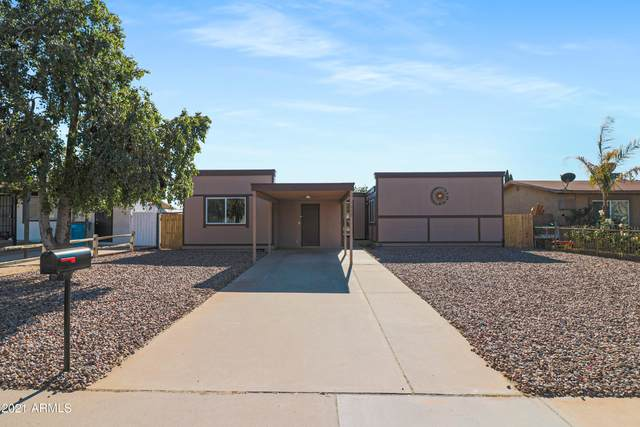 1953 E Michigan Avenue, Phoenix, AZ 85022 (MLS #6180119) :: Keller Williams Realty Phoenix