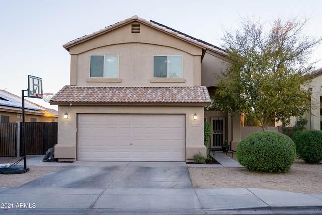 10165 E Crescent Avenue, Mesa, AZ 85208 (MLS #6180147) :: The Riddle Group