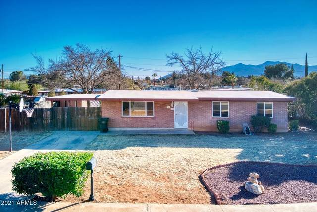 4632 Aspen Drive, Sierra Vista, AZ 85635 (MLS #6180159) :: Devor Real Estate Associates
