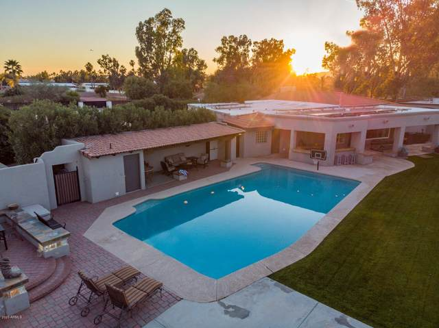 9780 E Cactus Road, Scottsdale, AZ 85260 (MLS #6180187) :: Devor Real Estate Associates
