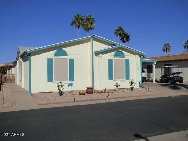 3500 S Tomahawk Road #201, Apache Junction, AZ 85119 (MLS #6180191) :: Klaus Team Real Estate Solutions