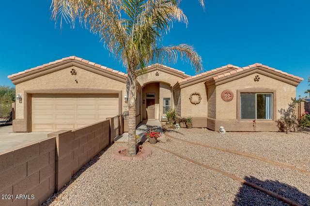 14978 S Clifton Lane, Arizona City, AZ 85123 (MLS #6180193) :: The Newman Team
