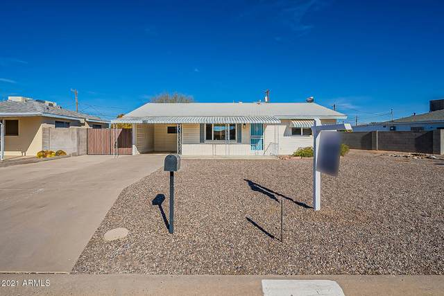 11134 W Ohio Avenue, Youngtown, AZ 85363 (MLS #6180194) :: Sheli Stoddart Team | M.A.Z. Realty Professionals