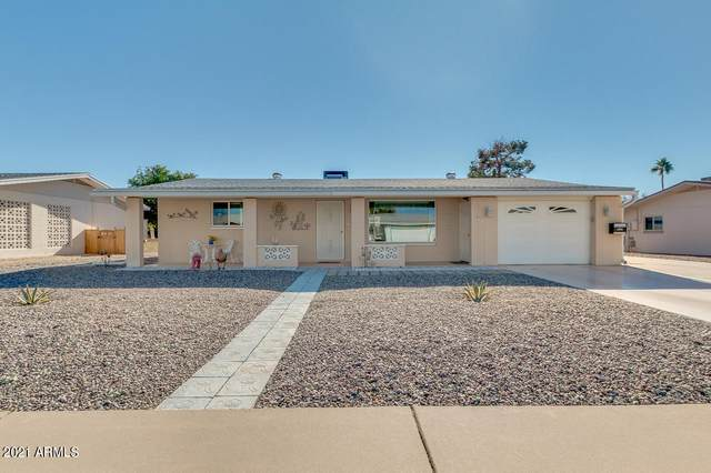 5905 E Billings Street, Mesa, AZ 85205 (MLS #6180216) :: Long Realty West Valley