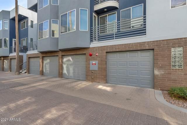 3633 N 3RD Avenue #2103, Phoenix, AZ 85013 (MLS #6180229) :: Scott Gaertner Group