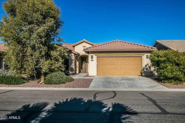 5184 W Buckskin Drive, Eloy, AZ 85131 (MLS #6180239) :: Maison DeBlanc Real Estate