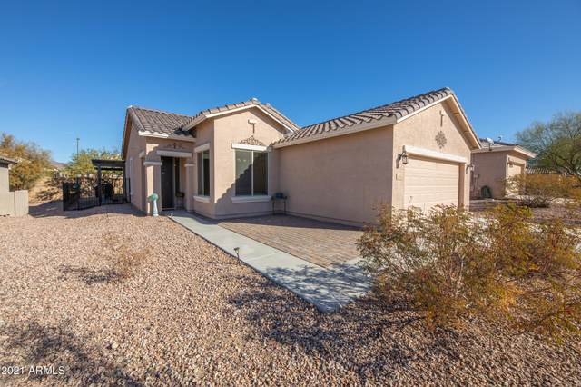 22958 W Devin Drive, Buckeye, AZ 85326 (MLS #6180245) :: Executive Realty Advisors