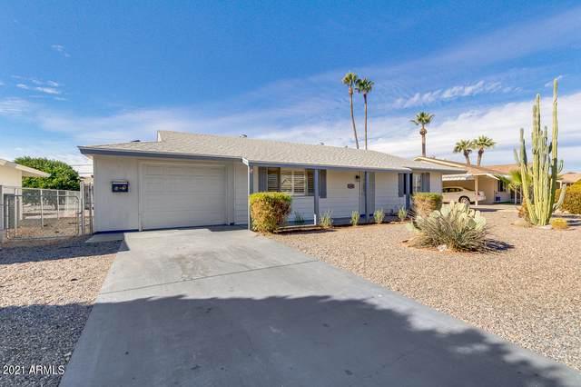 11442 N Coggins Drive, Sun City, AZ 85351 (MLS #6180252) :: Yost Realty Group at RE/MAX Casa Grande