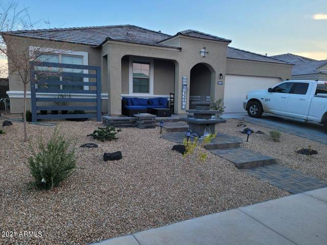30077 W Fairmount Avenue, Buckeye, AZ 85396 (MLS #6180287) :: Homehelper Consultants