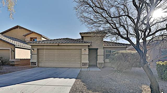 3751 E Sierrita Road, San Tan Valley, AZ 85143 (MLS #6180308) :: The Daniel Montez Real Estate Group