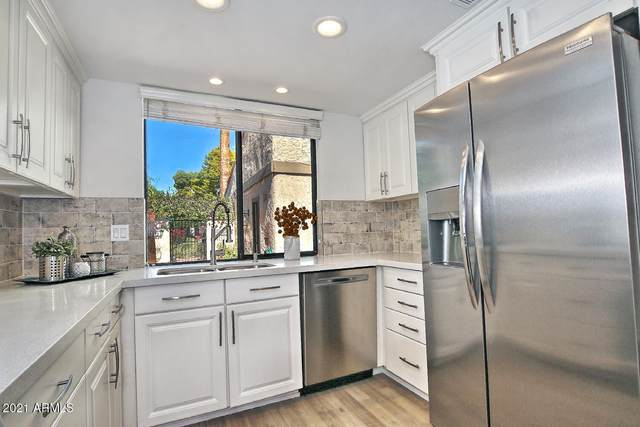 7607 E Bonnie Rose Avenue, Scottsdale, AZ 85250 (MLS #6180320) :: Long Realty West Valley