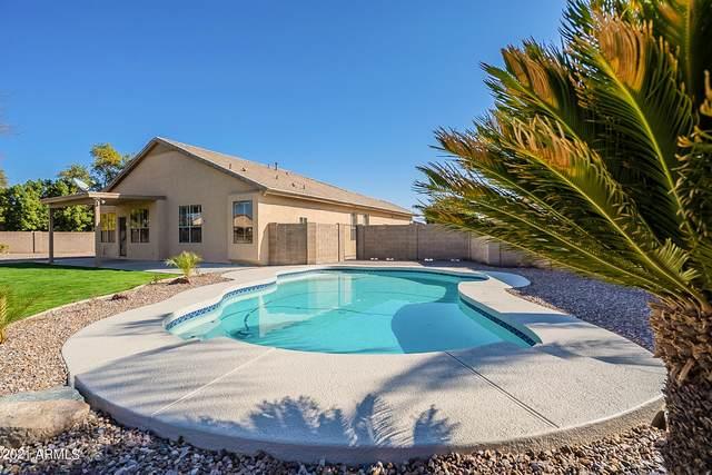 3876 E San Pedro Avenue, Gilbert, AZ 85234 (MLS #6180330) :: The C4 Group