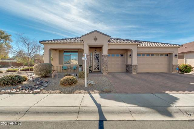 1339 E Prickly Pear Drive, Casa Grande, AZ 85122 (MLS #6180331) :: Arizona 1 Real Estate Team